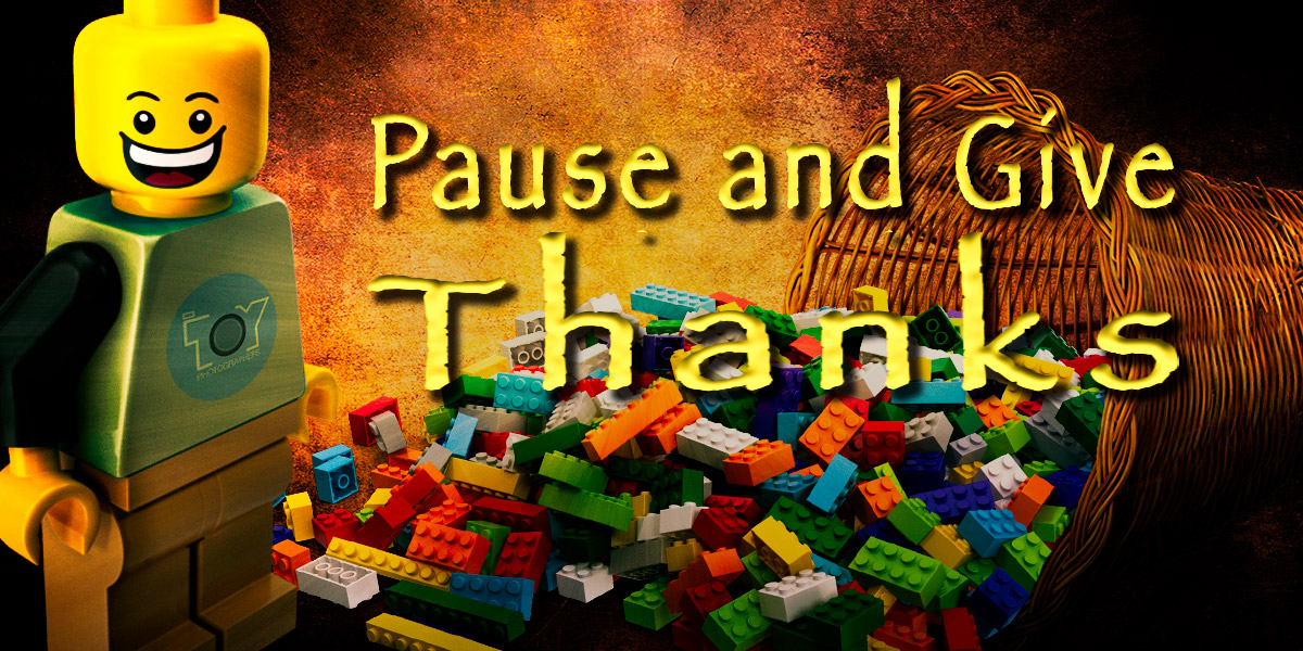 Pause And Give Thanks