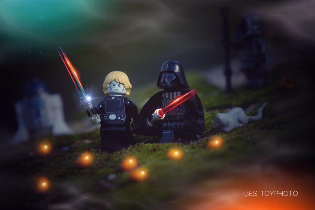 Why? : Star Wars Halloween