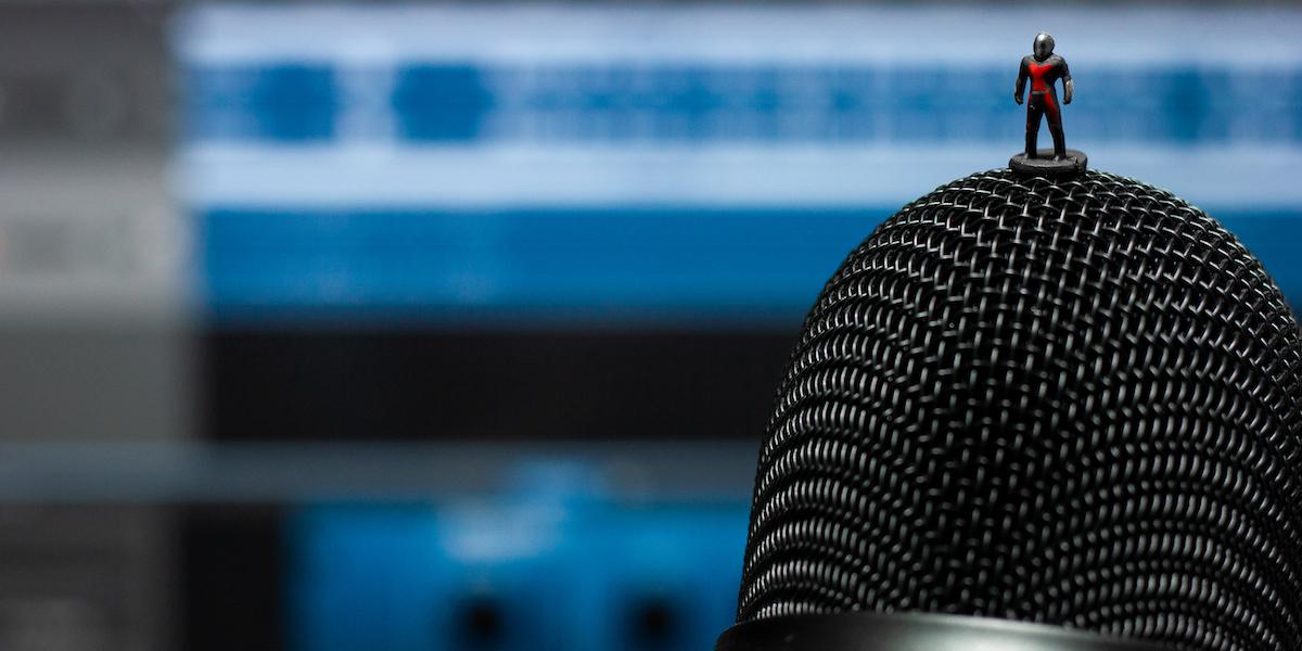 Podcast 43: #jANTMANuary creators Krash Override and DoctorNvrmore