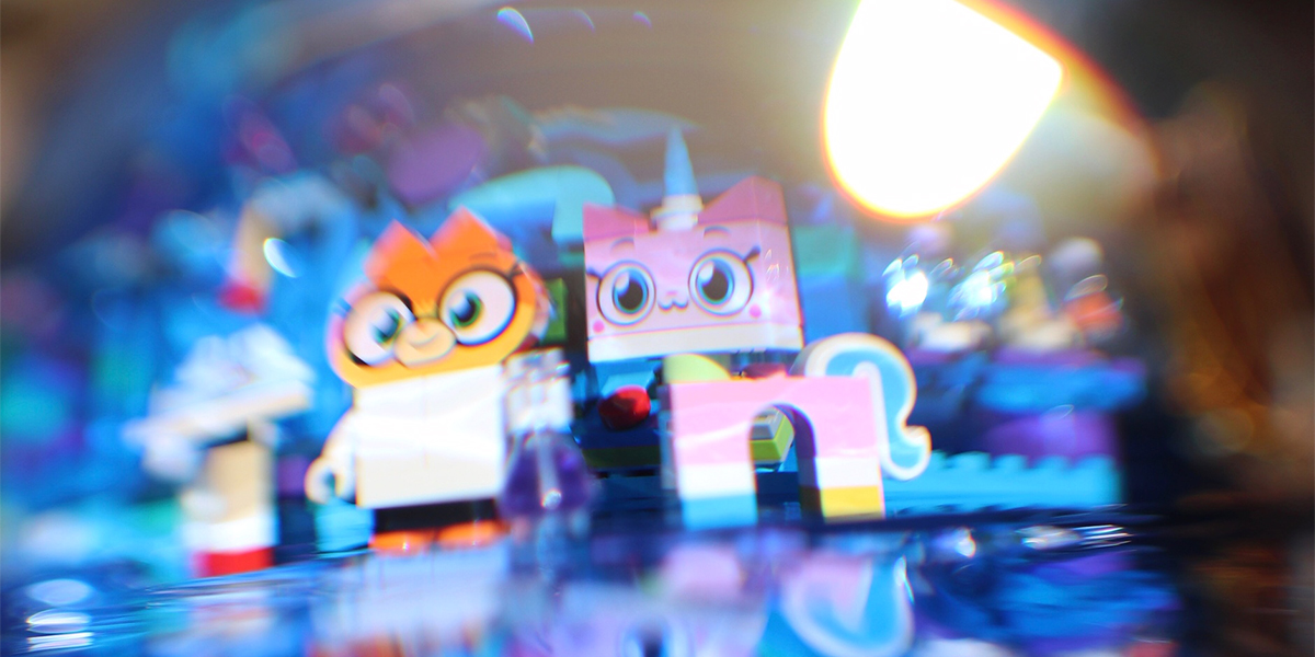 Unikitty! Dr. Fox Laboratory