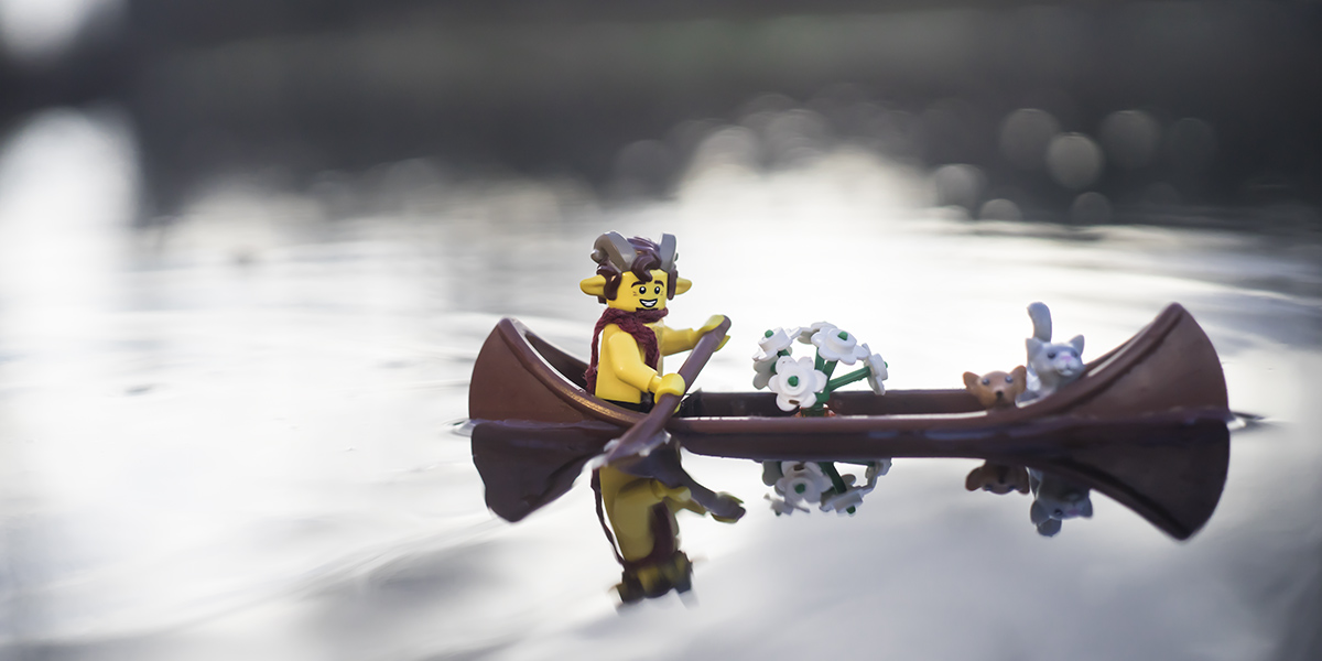 Toy Photography Blues