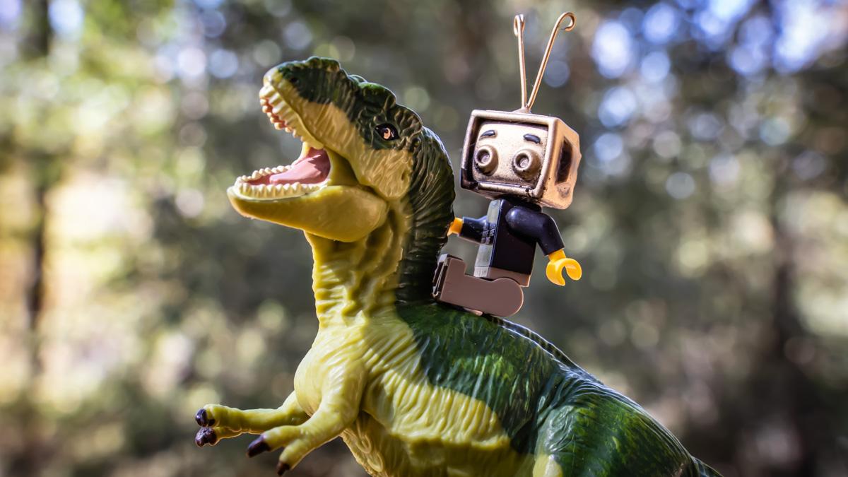 Dorado's First T-Rex
