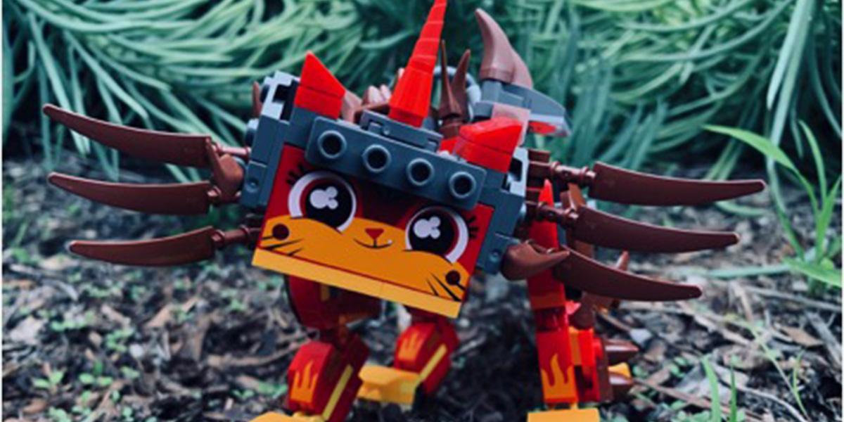 LEGO Movie 2 Ultrakatty & Warrior Lucy In Frames!