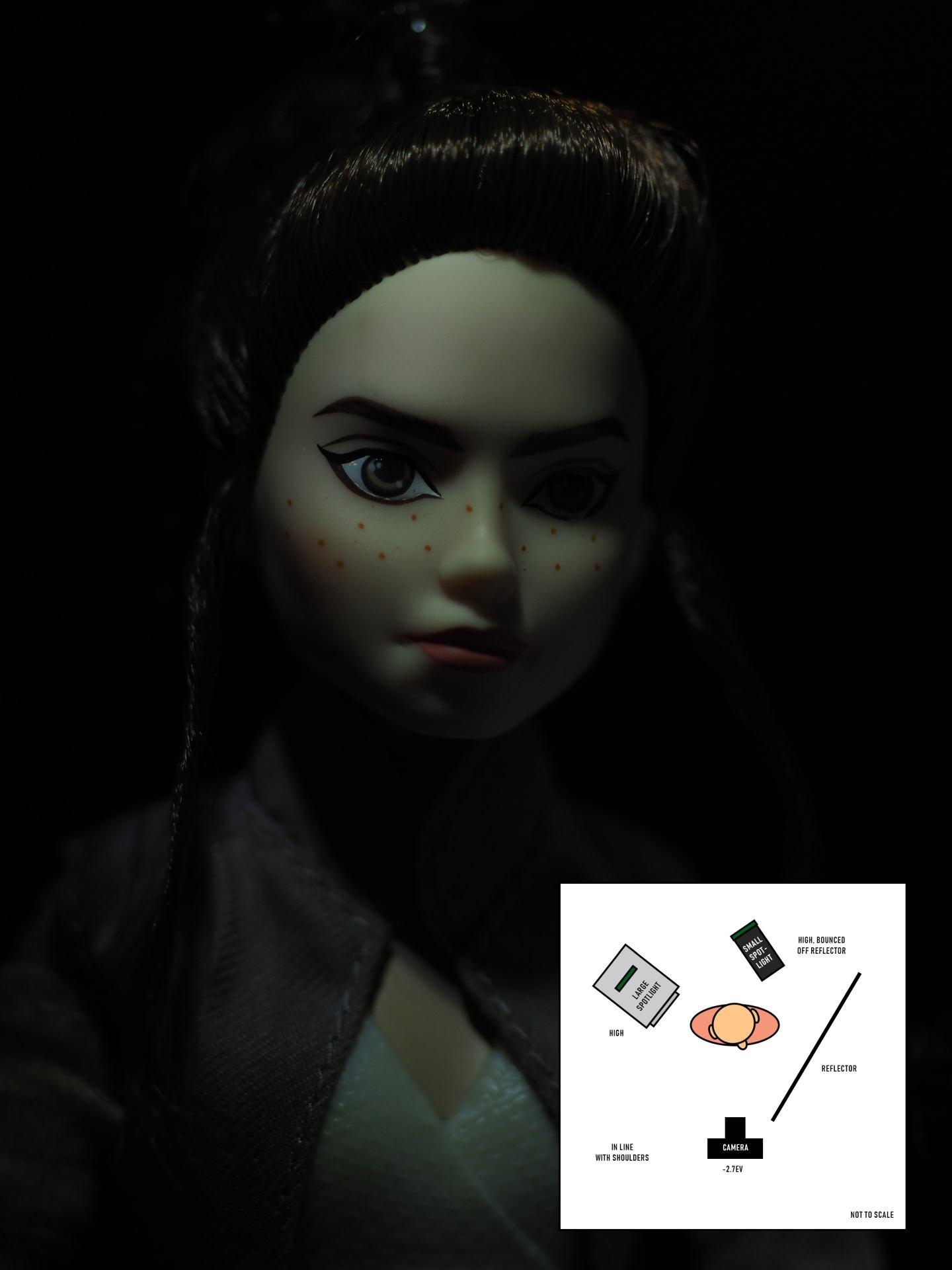 Rey portrait 9