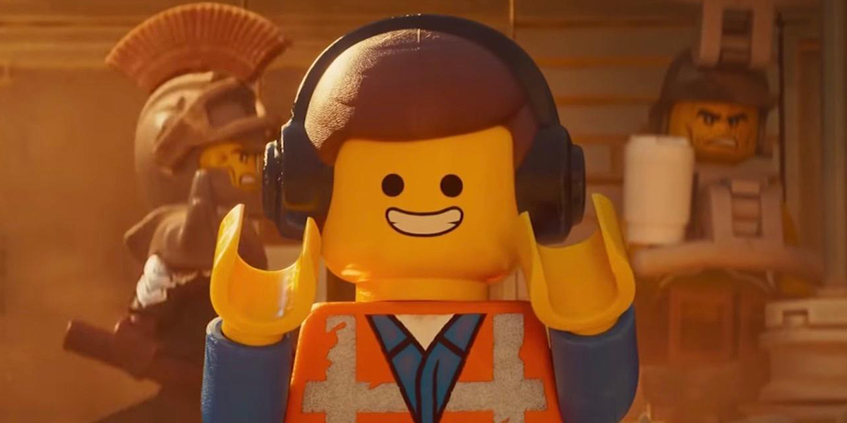 Podcast 49 – The LEGO Movie 2 Review