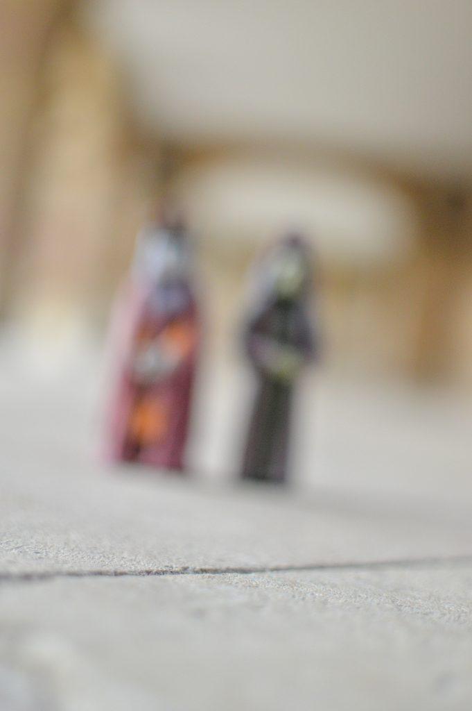 Blurry toys