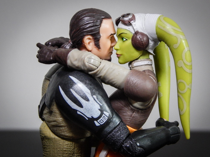Kanan and Hera by @teddi_toyworld