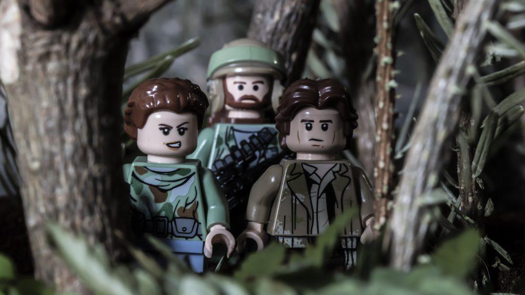 Endor rebels