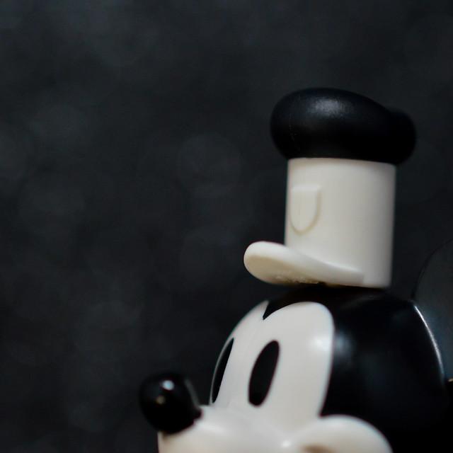 Micky's hat