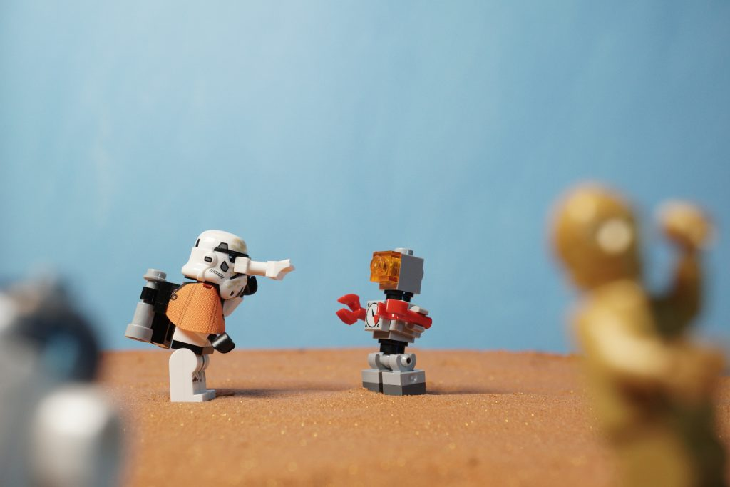 """Are YOU my droids?"""