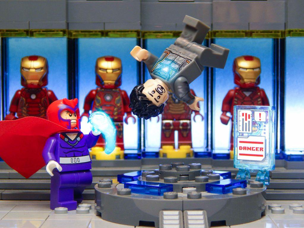 Marvel: Magneto V Tony