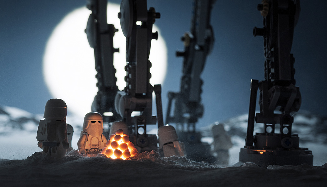 Toy Photographers Share The Meaning of Star Wars