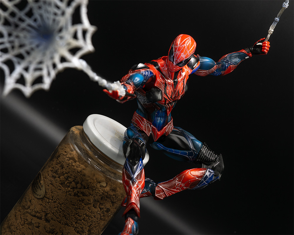 base Spider-Man image