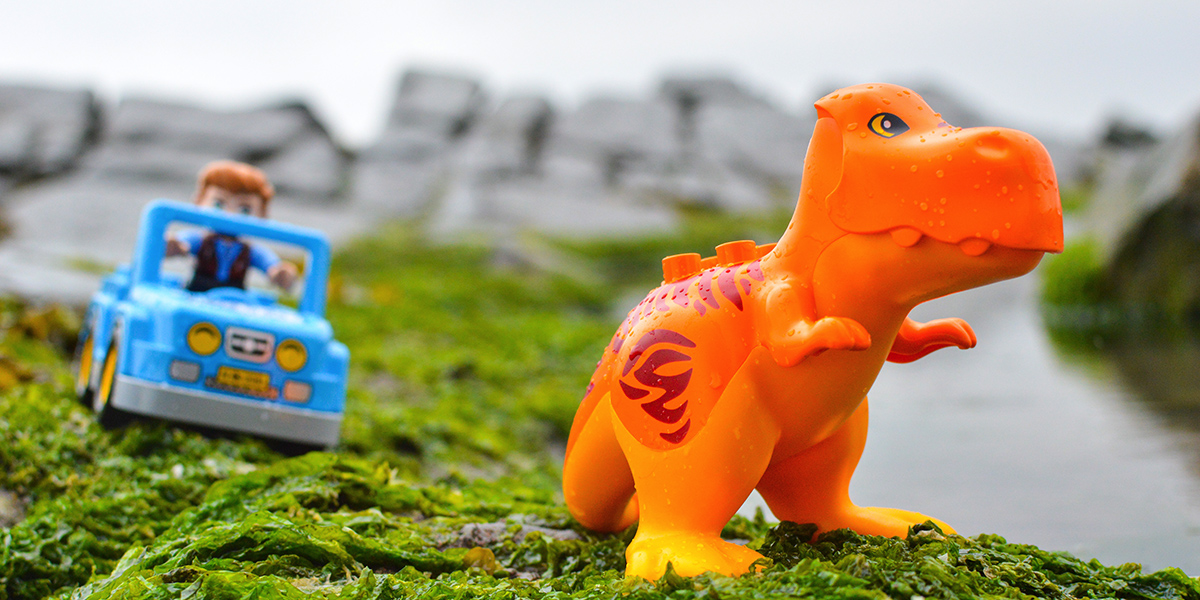 DUPLO dinosaurs – a toy photographers review