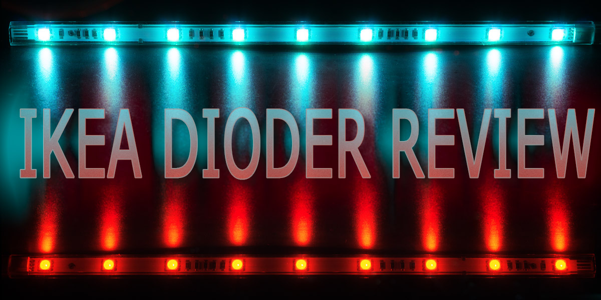 Ikea Dioder Review