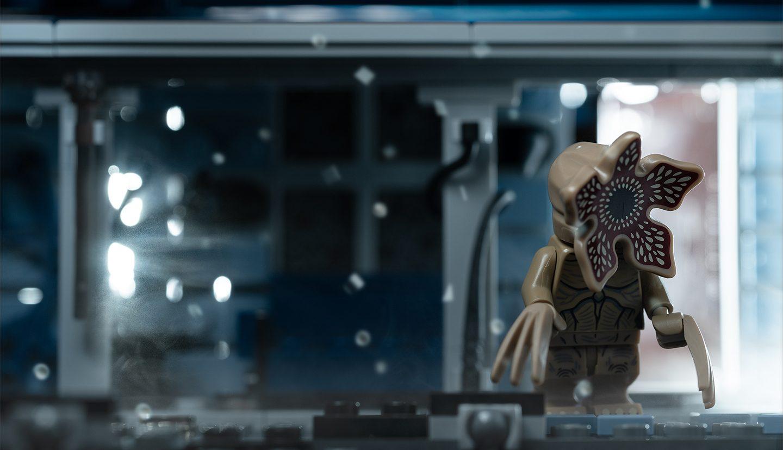Stranger Scenes: LEGO Particulates of Evil