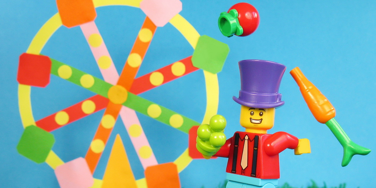 "LEGO City 60235 ""Fun Fair"" Review"