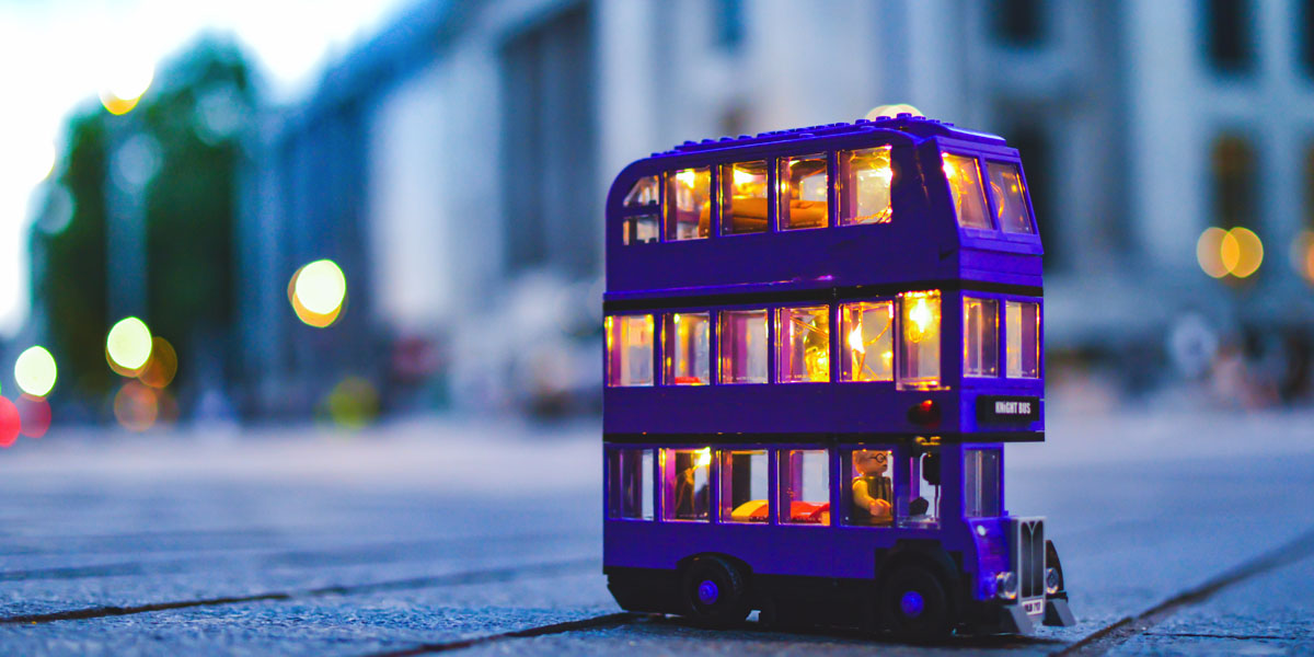 The Knight Bus (A toy photographers review)