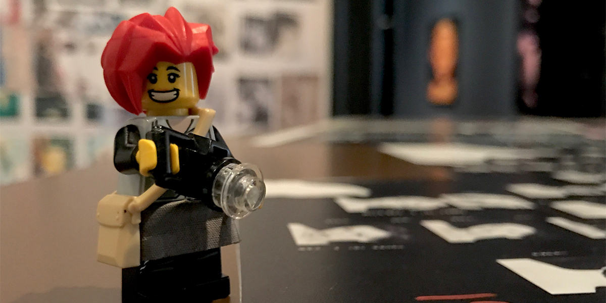 LEGO Cindy Sherman
