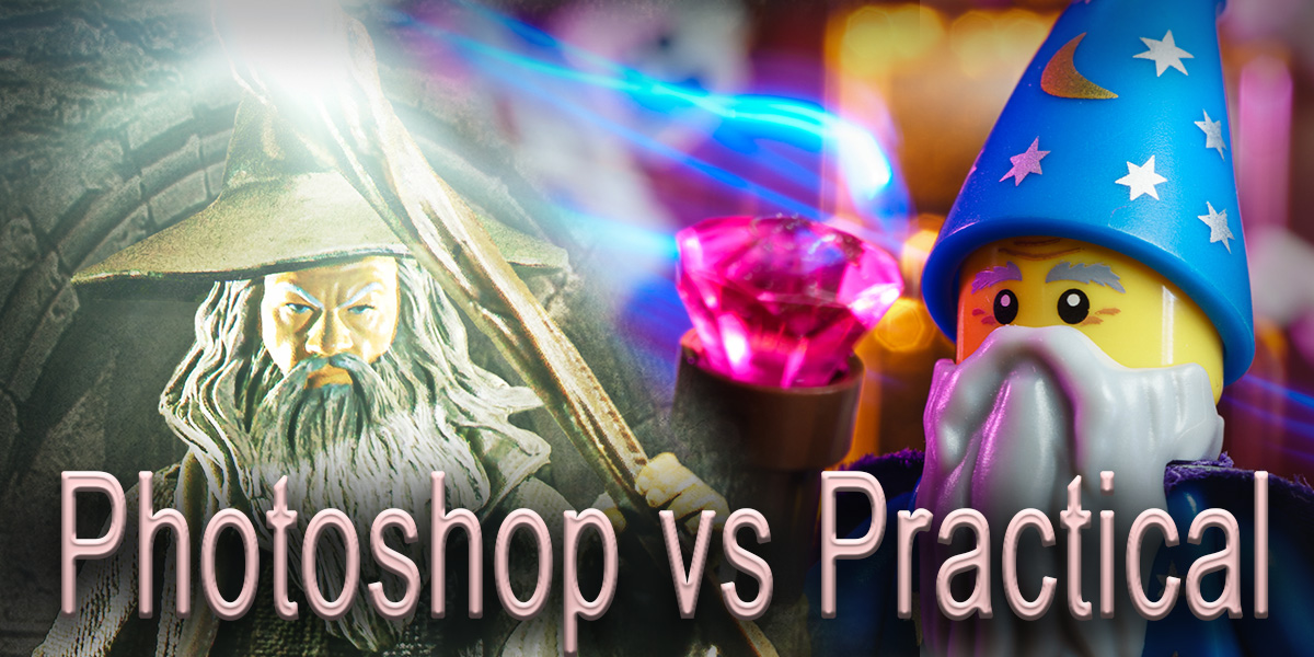 Casting a Spell: Photoshop vs Practical Effects (Part 2)