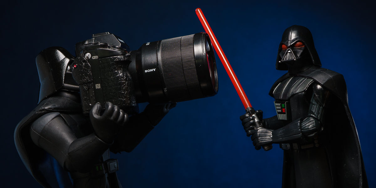 Review: Disney Toybox Darth Vader vs Hasbro's Galaxy of Adventures
