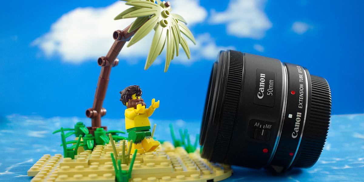 Your Desert Island Lens?