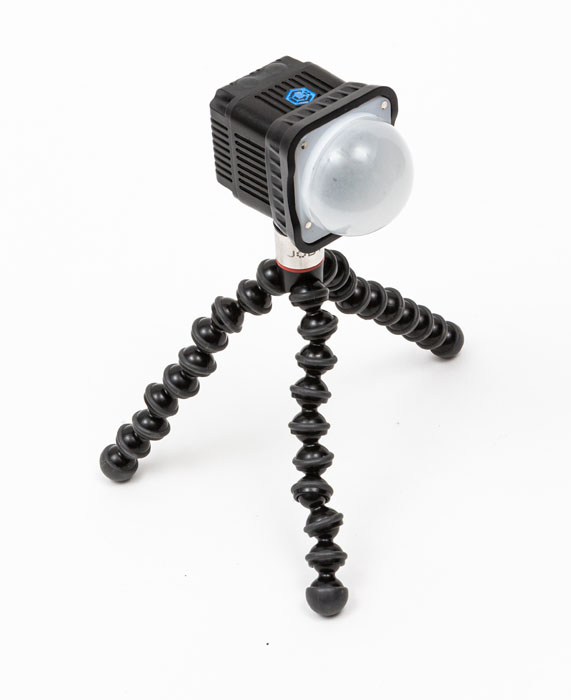 Lume Cube with Modifier