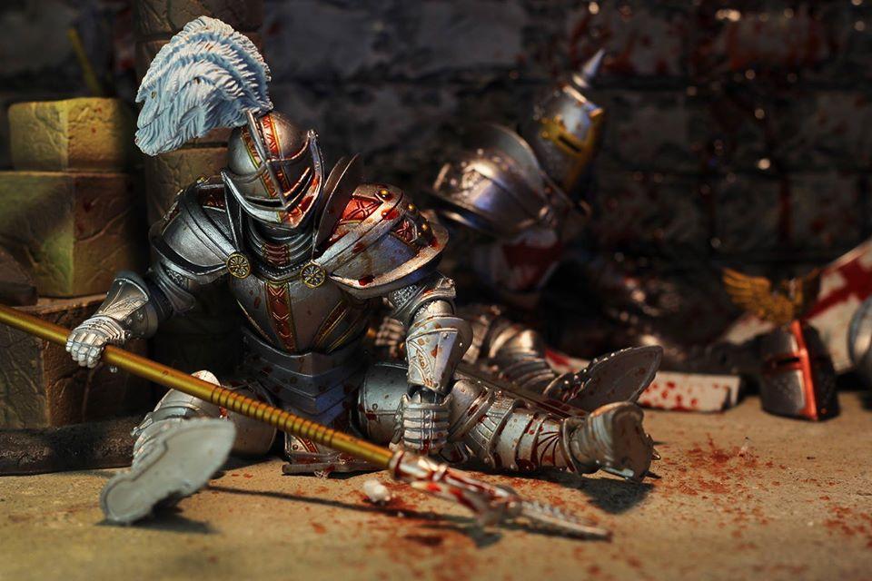 Dead Mythic Legions knights