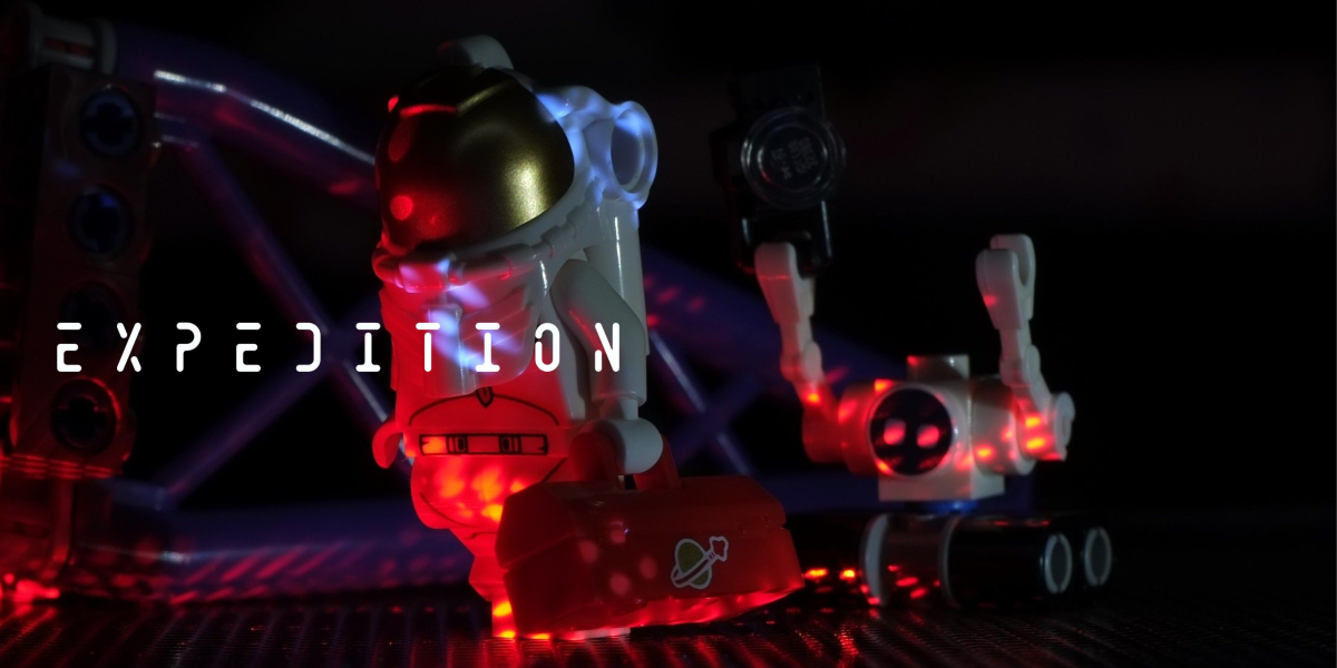 Expedition: A LEGO Space Narrative