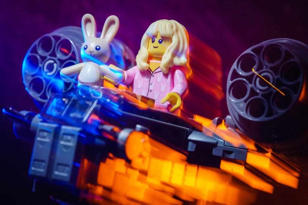 LEGO CMF SERIES 20 Sleepy Girl