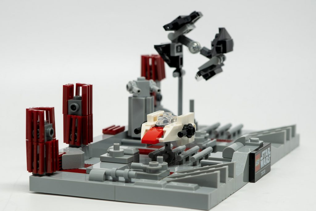 LEGO Death Start Battle II Set 40407