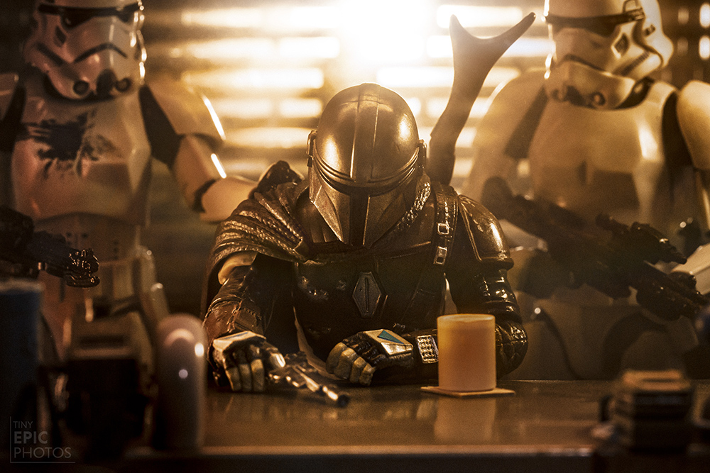 Toy Photographers Celebrate 'The Mandalorian' for Star Wars Day 2020