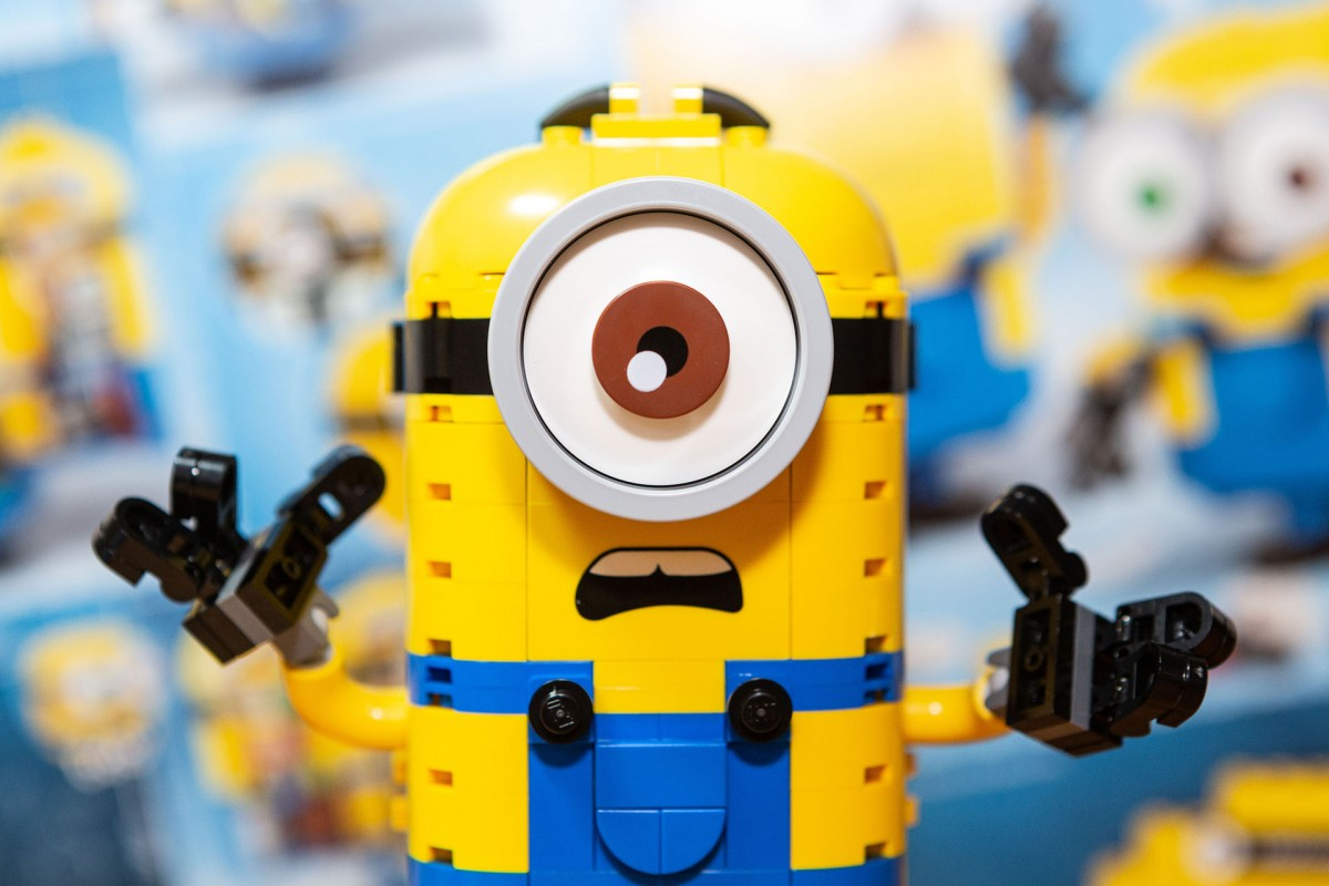 LEGO 'Minions: The Rise of Gru' Review (75549 & 75551)