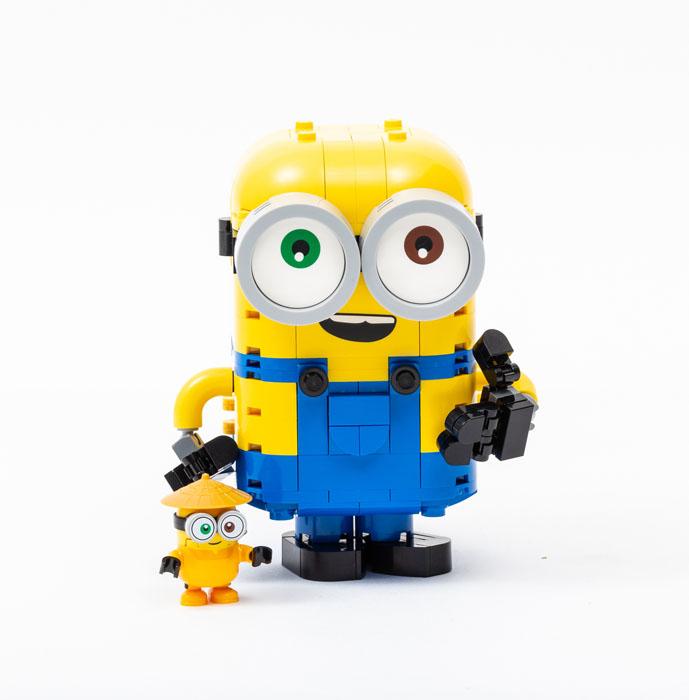 Brick-built Bob