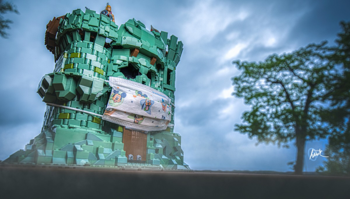 "I Have the Power! A Look at Mega Construx ""Castle Grayskull"""