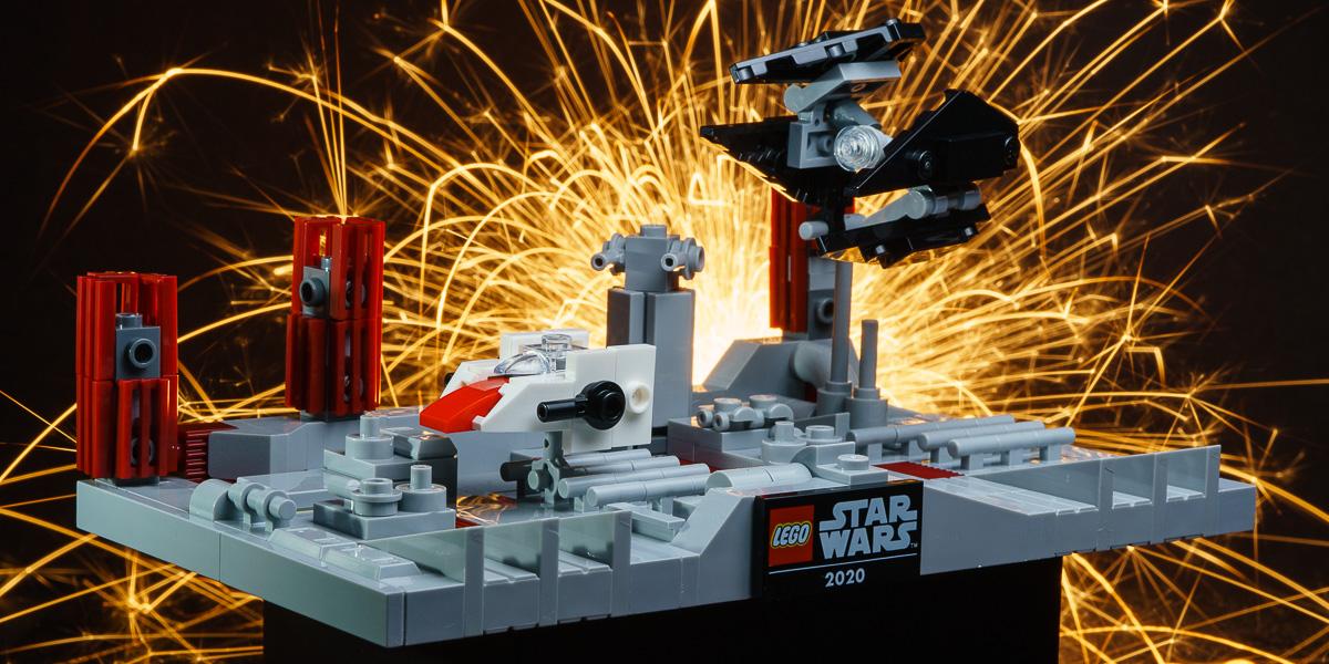 LEGO Death Star II Battle (GWP) Set 40407 Review