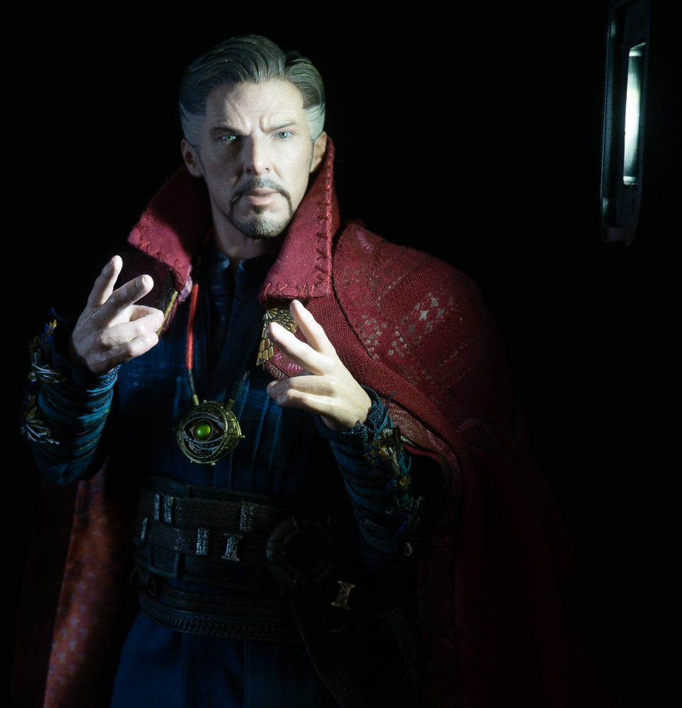 Doctor Strange and the original cube