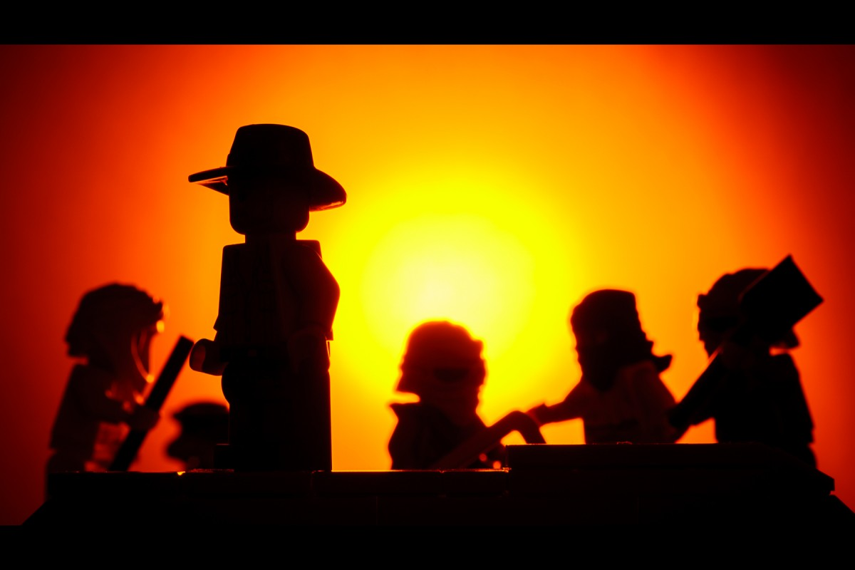 Tips & Tricks: Indiana Jones Sunset Silhouette Effect