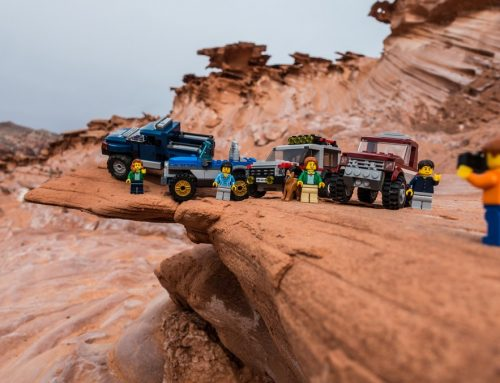 Have LEGO Will Travel: How to Pack for LEGO Toy Photography Trips