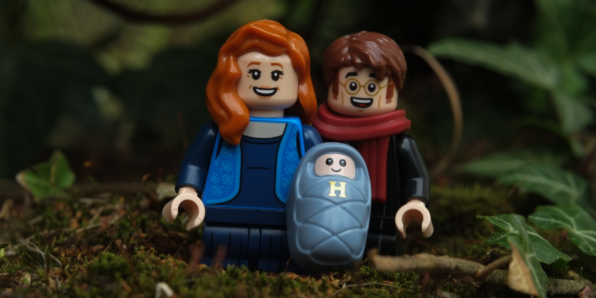 Kind of Magic! Harry Potter Collectible Minifigure Series 2 Review