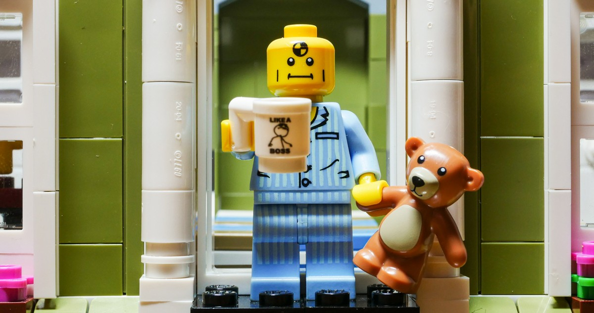 All in a Day's Work: LEGO Mythbusters