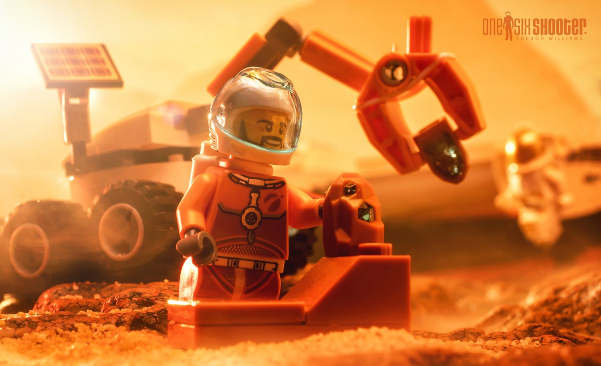 LEGO Mars Research Shuttle Set (#60226) Review