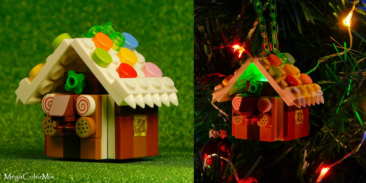 Create LEGO Ornaments for Your Festive Tree!