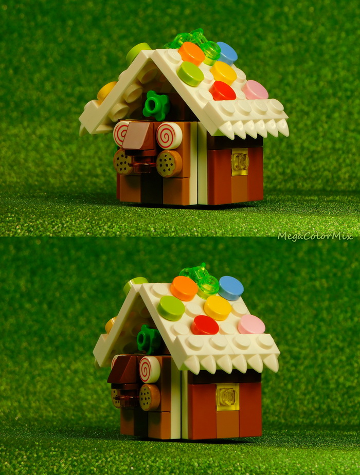 'Gingerbread House' toy