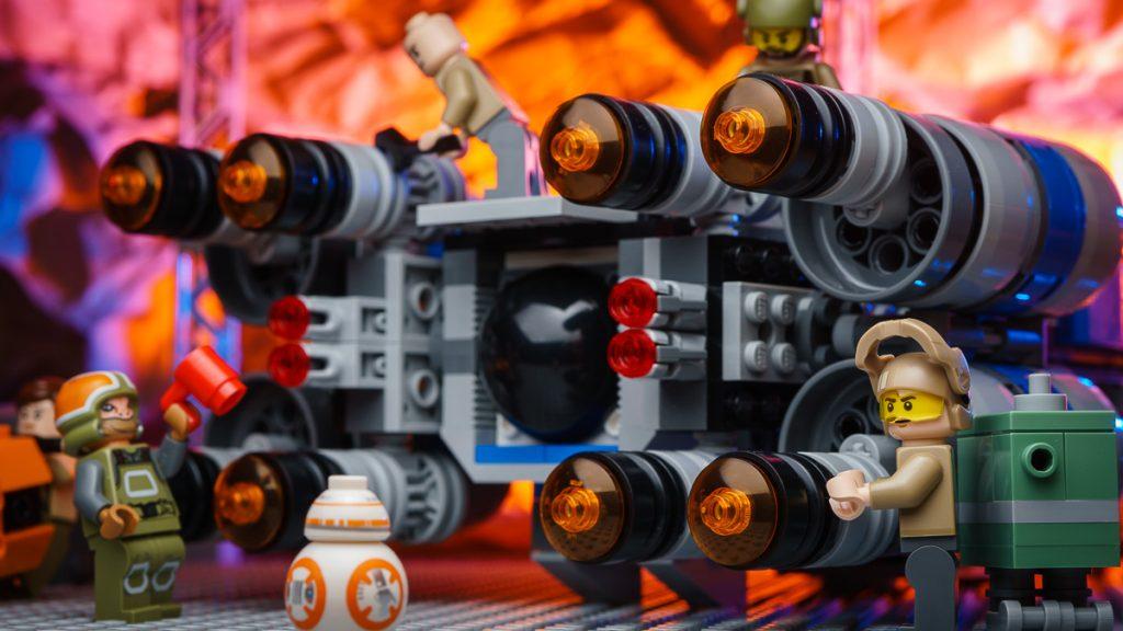 LEGO Resistance I-TS Transport