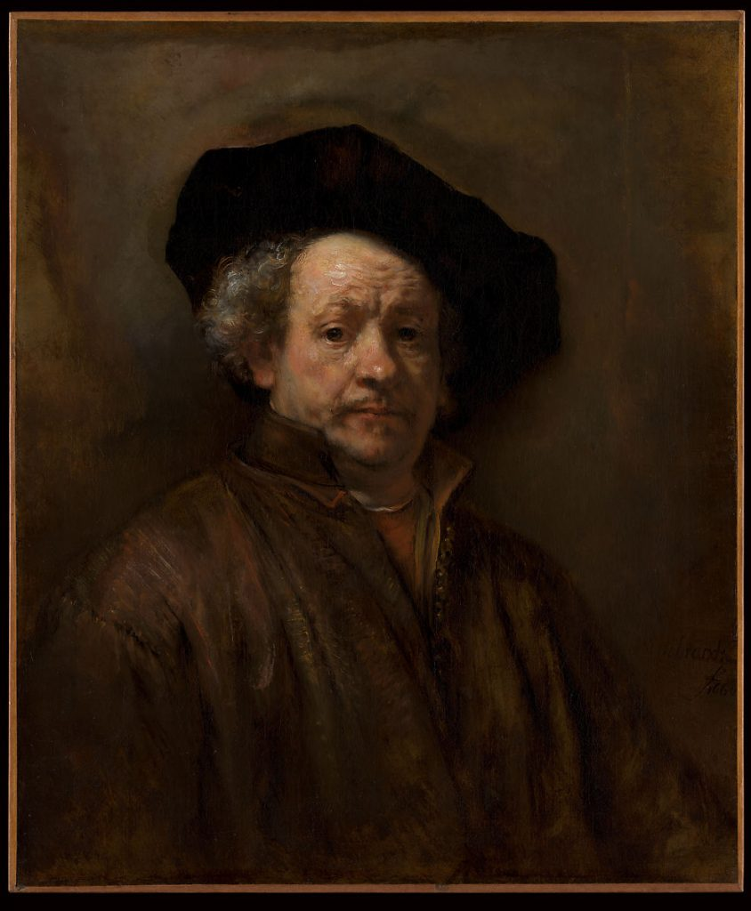 example of rembrandt light