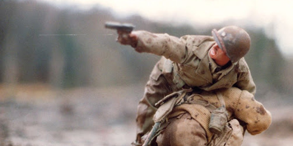 Thoughts On This Marwencol Photo and Mental Illness