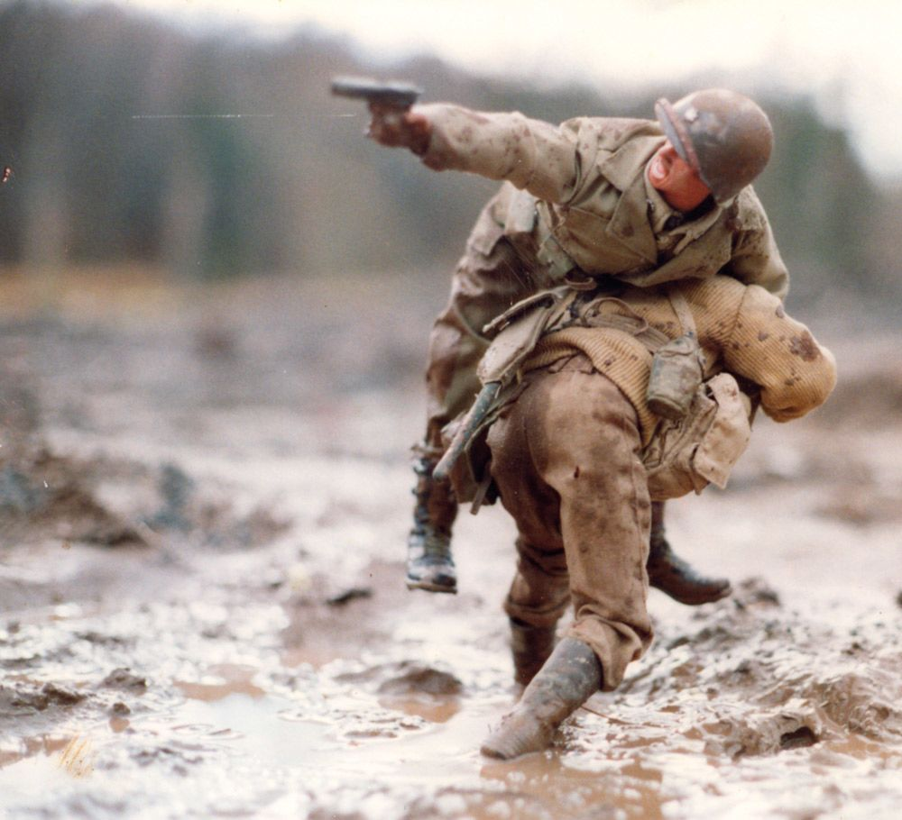 Marwencol Soldiers