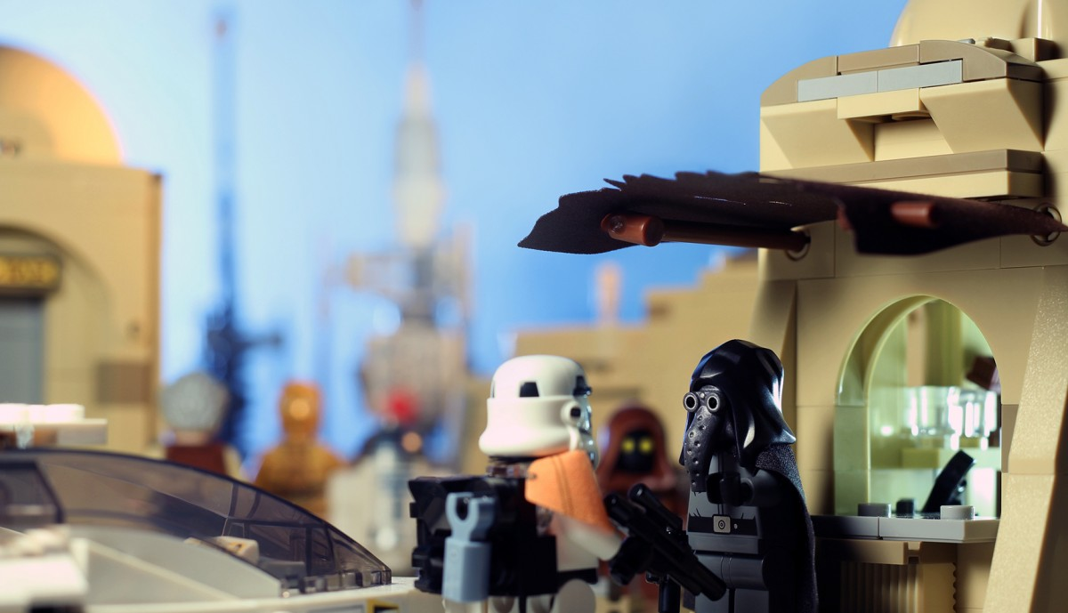 Review: LEGO Mos Eisley Cantina (75290) Is a Star Wars Fan's Dream