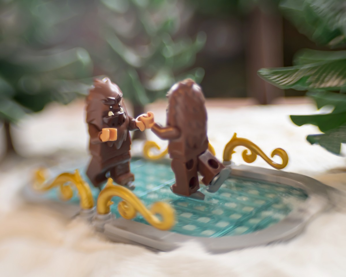 A LEGO Pacific Northwest Christmas